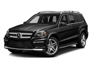 Obsidian Black Metallic 2016 Mercedes-Benz GL Pictures GL Utility 4D GL550 4WD V8 photos front view