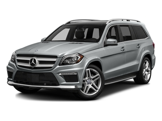 Iridium Silver Metallic 2016 Mercedes-Benz GL Pictures GL Utility 4D GL550 4WD V8 photos front view