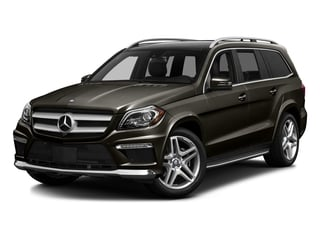 Dakota Brown Metallic 2016 Mercedes-Benz GL Pictures GL Utility 4D GL550 4WD V8 photos front view