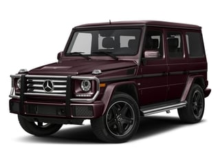 designo Mystic Red 2016 Mercedes-Benz G-Class Pictures G-Class 4 Door Utility 4Matic photos front view