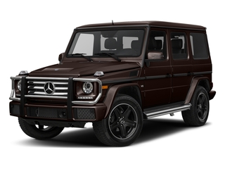 designo Mystic Brown 2016 Mercedes-Benz G-Class Pictures G-Class 4 Door Utility 4Matic photos front view