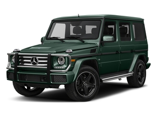Jade Green Metallic 2016 Mercedes-Benz G-Class Pictures G-Class 4 Door Utility 4Matic photos front view
