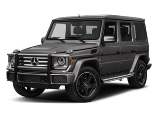 Tectite Grey Metallic 2016 Mercedes-Benz G-Class Pictures G-Class 4 Door Utility 4Matic photos front view