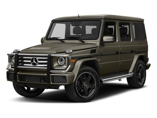 Indium Gray Metallic 2016 Mercedes-Benz G-Class Pictures G-Class 4 Door Utility 4Matic photos front view