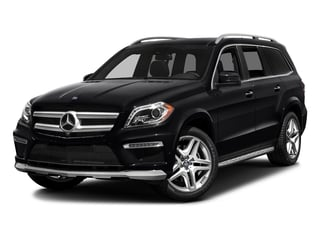 Black 2016 Mercedes-Benz GL Pictures GL Utility 4D GL350 BlueTEC 4WD V6 photos front view
