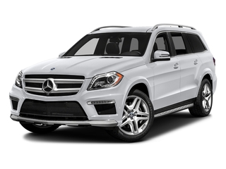Polar White 2016 Mercedes-Benz GL Pictures GL Utility 4D GL350 BlueTEC 4WD V6 photos front view