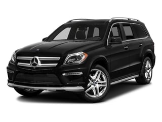 Obsidian Black Metallic 2016 Mercedes-Benz GL Pictures GL Utility 4D GL350 BlueTEC 4WD V6 photos front view