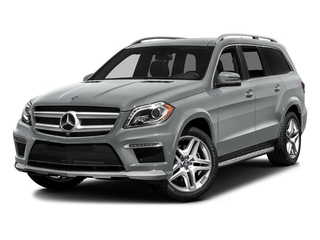 Iridium Silver Metallic 2016 Mercedes-Benz GL Pictures GL Utility 4D GL350 BlueTEC 4WD V6 photos front view
