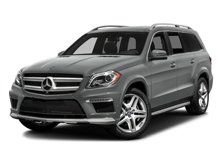 Palladium Silver Metallic 2016 Mercedes-Benz GL Pictures GL Utility 4D GL350 BlueTEC 4WD V6 photos front view