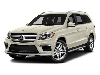 Diamond White Metallic 2016 Mercedes-Benz GL Pictures GL Utility 4D GL350 BlueTEC 4WD V6 photos front view