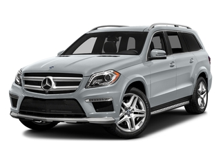 Diamond Silver Metallic 2016 Mercedes-Benz GL Pictures GL Utility 4D GL350 BlueTEC 4WD V6 photos front view