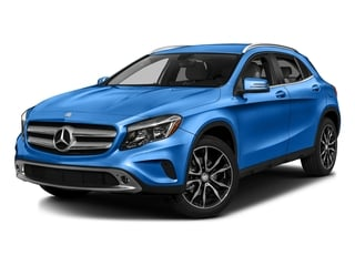 South Seas Blue Metallic 2016 Mercedes-Benz GLA Pictures GLA Utility 4D GLA250 AWD I4 Turbo photos front view