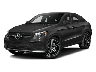 Steel Gray Metallic 2016 Mercedes-Benz GLE Pictures GLE Utility 4D GLE450 Sport Coupe AWD V6 photos front view