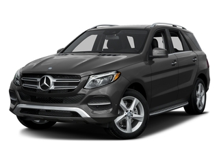 Steel Gray Metallic 2016 Mercedes-Benz GLE Pictures GLE Utility 4D GLE300 AWD I4 Diesel photos front view