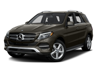 Dakota Brown Metallic 2016 Mercedes-Benz GLE Pictures GLE Utility 4D GLE300 AWD I4 Diesel photos front view