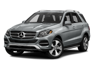 Iridium Silver Metallic 2016 Mercedes-Benz GLE Pictures GLE Utility 4D GLE350 AWD V6 photos front view