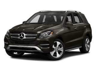 Dakota Brown Metallic 2016 Mercedes-Benz GLE Pictures GLE Utility 4D GLE350 AWD V6 photos front view