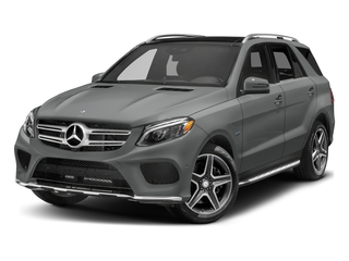 Palladium Silver Metallic 2016 Mercedes-Benz GLE Pictures GLE Utility 4D GLE550 Plug-In AWD V6 photos front view