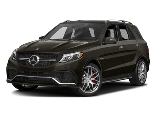 Dakota Brown Metallic 2016 Mercedes-Benz GLE Pictures GLE Utility 4D GLE63 AMG S AWD V8 photos front view