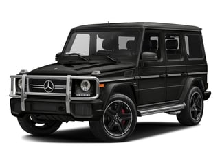 designo Magno Night Black 2016 Mercedes-Benz G-Class Pictures G-Class 4 Door Utility 4Matic photos front view