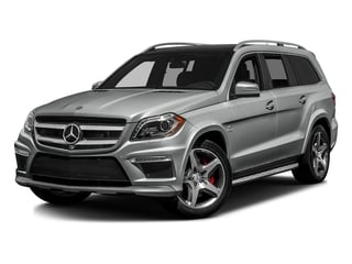 Palladium Silver Metallic 2016 Mercedes-Benz GL Pictures GL Utility 4D GL63 AMG 4WD V8 photos front view