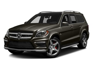 Dakota Brown Metallic 2016 Mercedes-Benz GL Pictures GL Utility 4D GL63 AMG 4WD V8 photos front view