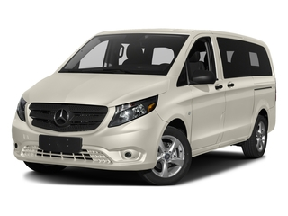 Mountain Crystal White Metallic 2016 Mercedes-Benz Metris Passenger Van Pictures Metris Passenger Van Passenger Van photos front view
