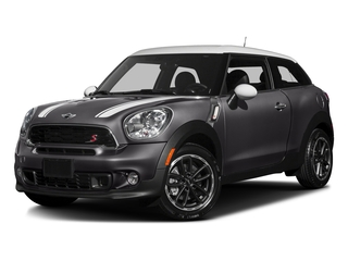 Midnight Grey Metallic 2016 MINI Cooper Paceman Pictures Cooper Paceman Coupe 2D Paceman JCW AWD I4 Turbo photos front view