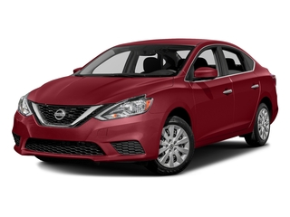 Cayenne Red Pearl Metallic 2016 Nissan Sentra Pictures Sentra Sedan 4D SV I4 photos front view