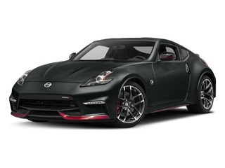 Magnetic Black 2016 Nissan 370Z Pictures 370Z Coupe 2D NISMO V6 photos front view