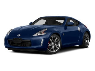 Deep Blue Pearl 2016 Nissan 370Z Pictures 370Z Coupe 2D V6 photos front view