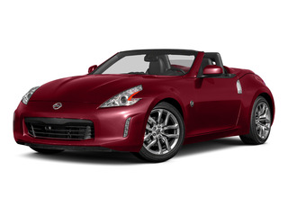 Solid Red 2016 Nissan 370Z Pictures 370Z Roadster 2D Touring Sport V6 photos front view