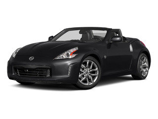 Magnetic Black 2016 Nissan 370Z Pictures 370Z Roadster 2D Touring Sport V6 photos front view