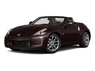Black Cherry 2016 Nissan 370Z Pictures 370Z Roadster 2D Touring Sport V6 photos front view
