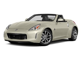 Pearl White 2016 Nissan 370Z Pictures 370Z Roadster 2D Touring Sport V6 photos front view
