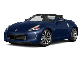 Deep Blue Pearl 2016 Nissan 370Z Pictures 370Z Roadster 2D Touring Sport V6 photos front view