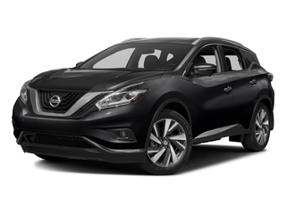 Magnetic Black Metallic 2016 Nissan Murano Pictures Murano Utility 4D SL 2WD V6 photos front view