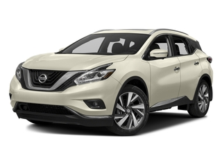 Pearl White 2016 Nissan Murano Pictures Murano Utility 4D SL 2WD V6 photos front view