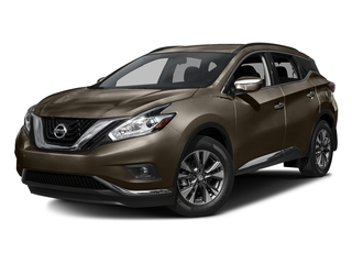 Java Metallic 2016 Nissan Murano Pictures Murano Utility 4D S 2WD V6 photos front view
