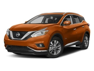 Pacific Sunset Metallic 2016 Nissan Murano Pictures Murano Utility 4D SL 2WD I4 Hybrid photos front view