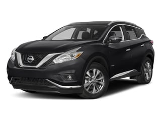 Magnetic Black Metallic 2016 Nissan Murano Pictures Murano Utility 4D SL 2WD I4 Hybrid photos front view