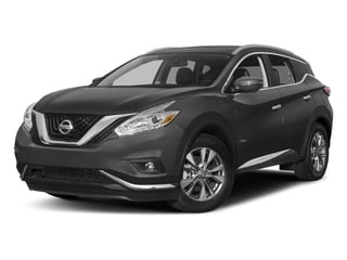 Gun Metallic 2016 Nissan Murano Pictures Murano Utility 4D SL 2WD I4 Hybrid photos front view