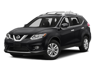 Magnetic Black 2016 Nissan Rogue Pictures Rogue Utility 4D SV AWD I4 photos front view
