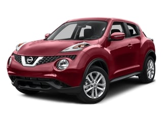 Red Alert 2016 Nissan JUKE Pictures JUKE Utlity 4D S 2WD I4 Turbo photos front view