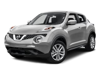 Brilliant Silver 2016 Nissan JUKE Pictures JUKE Utlity 4D S 2WD I4 Turbo photos front view