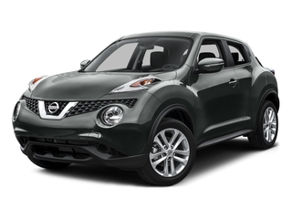 Gun Metallic 2016 Nissan JUKE Pictures JUKE Utlity 4D S 2WD I4 Turbo photos front view