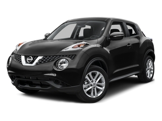 Super Black 2016 Nissan JUKE Pictures JUKE Utlity 4D S 2WD I4 Turbo photos front view
