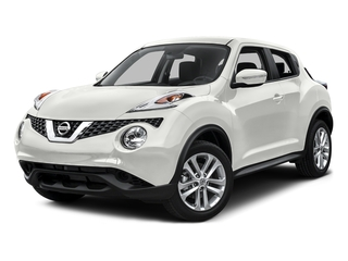 White Pearl 2016 Nissan JUKE Pictures JUKE Utlity 4D S 2WD I4 Turbo photos front view