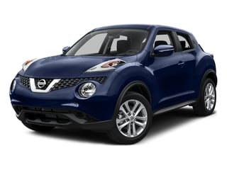 Cosmic Blue 2016 Nissan JUKE Pictures JUKE Utlity 4D S 2WD I4 Turbo photos front view