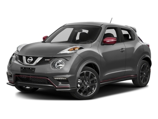 Brilliant Silver 2016 Nissan JUKE Pictures JUKE Utility 4D NISMO RS 2WD I4 Turbo photos front view